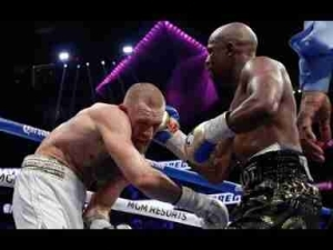 Video: Floyd Mayweather Jr VS Conor McGregor KO KNOCKOUT full fight